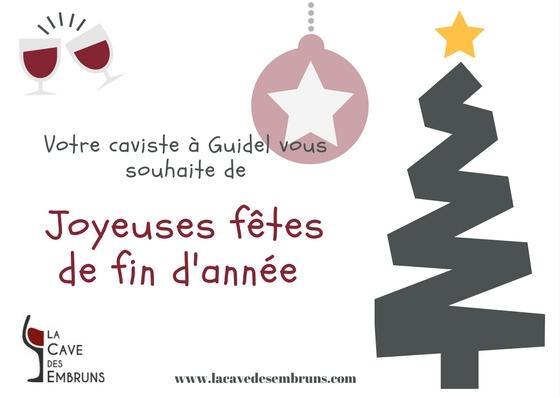 Joyeux Noel Cave Embruns